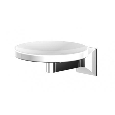 Zucchetti Bellagio Ceramiczna mydelniczka naścienna, chrom ZAC510