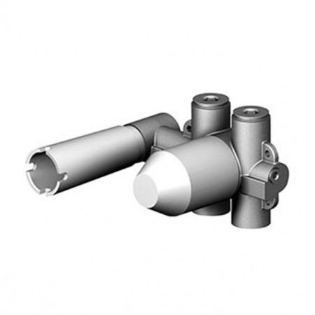 Zucchetti Element podtynkowy, chrom R99815