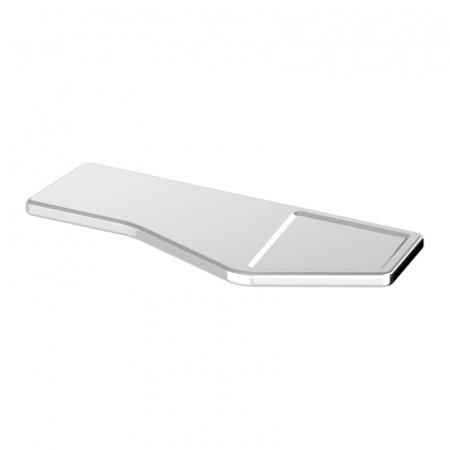 Zucchetti Faraway Półka, biała ZAC900.W