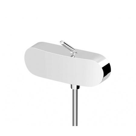 Zucchetti Isystick Jednouchwytowa bateria natryskowa ścienna, stalowy ZP1067.C3