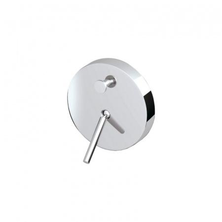 Zucchetti Isystick Jednouchwytowa bateria wannowo-natryskowa podtynkowa, biały ZP1605.W