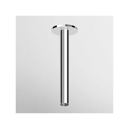 Zucchetti On, Isyshower Ramię prysznicowe sufitowe, stal szczotkowana Z93024.C3