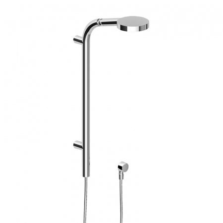 Zucchetti On Zestaw prysznicowy, stalowy Z93118.C3