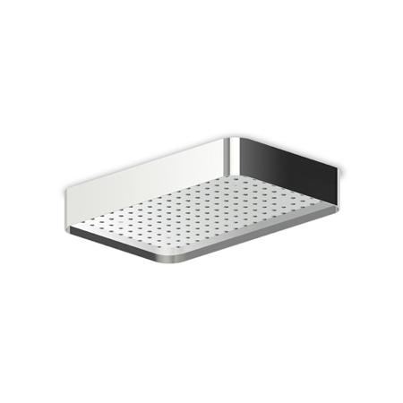 Zucchetti Shower Plus Deszczownica sufitowa, czarna Z94144.N