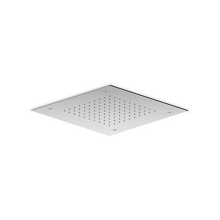 Zucchetti Shower Plus Deszczownica sufitowa, stal szczotkowana Z94227.C3