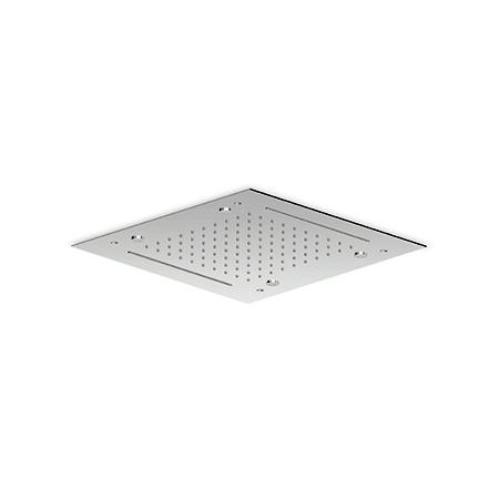 Zucchetti Shower Plus Deszczownica sufitowa, stal szczotkowana Z94229.C3