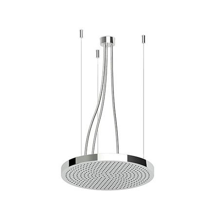 Zucchetti Shower Plus Deszczownica sufitowa wisząca, chrom Z94200