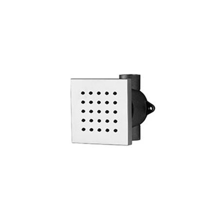 Zucchetti Shower Plus Jednostrumieniowa dysza boczna chrom Z92907