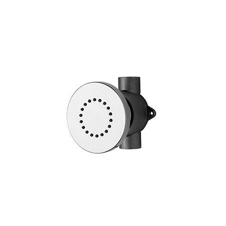 Zucchetti Shower Plus Jednostrumieniowa dysza boczna, chrom Z92910