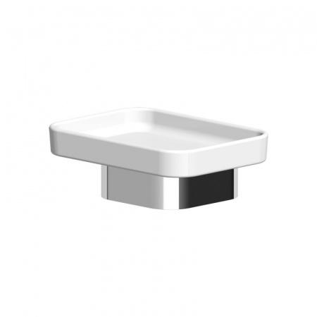 Zucchetti Soft Mydelniczka naścienna ceramiczna, chrom ZAC710