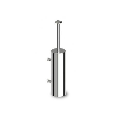 Zucchetti Soft Wisząca szczotka WC, chrom ZAC756