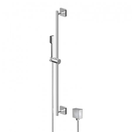 Zucchetti Soft Zestaw prysznicowy, chrom Z93054