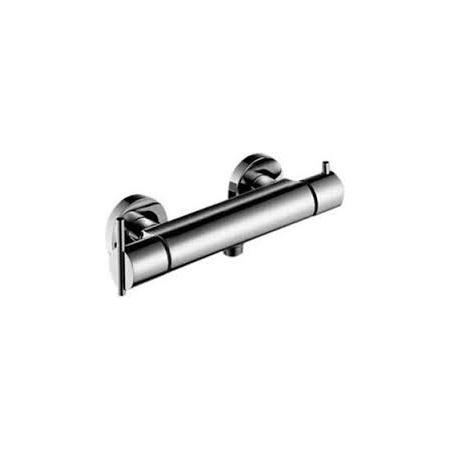 Zucchetti Spin Bateria prysznicowa termostatyczna ścienna, chrom ZX3042