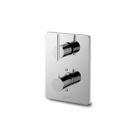 """Zucchetti Spin Bateria termostatyczna prysznicowa podtynkowa 1/2"""", chrom ZT2408"""