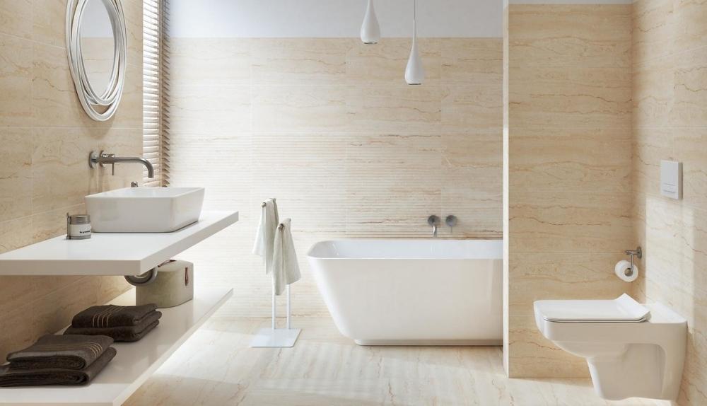 29 Pomysłów łazienka Minimalistyczna I Zasada Mniej