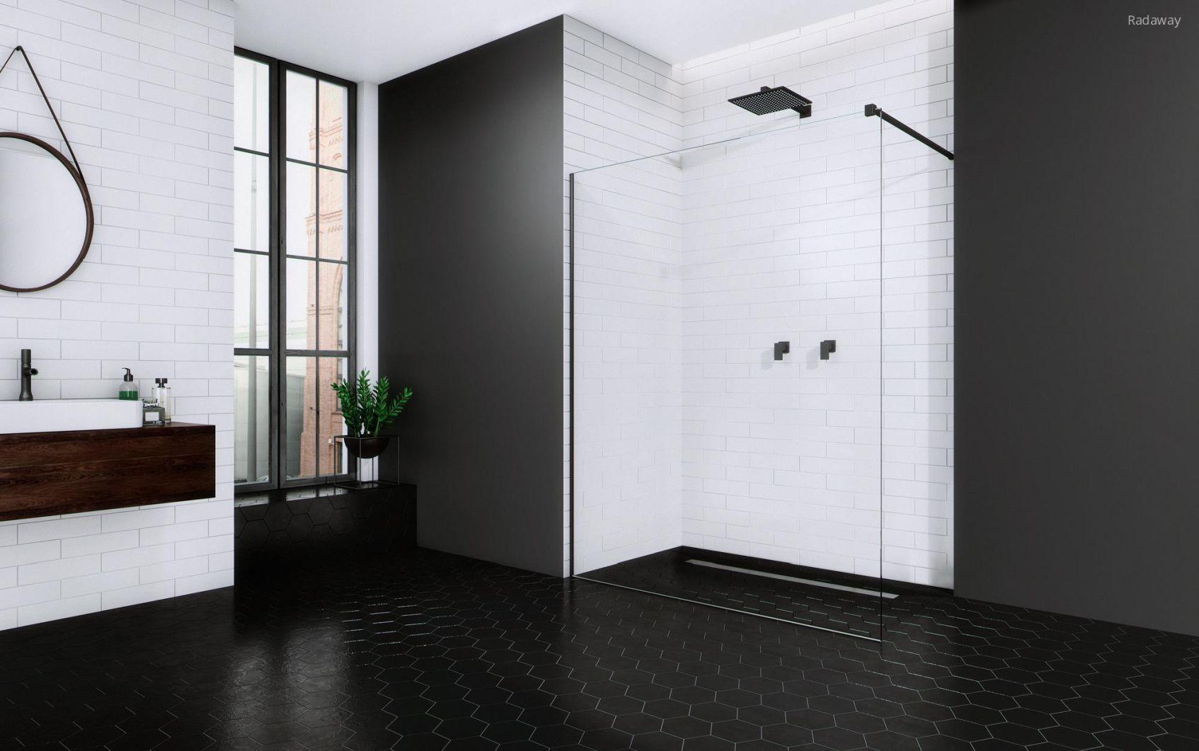 Czarna łazienka Jak Ją Urządzić Czarna łazienka Aranżacje