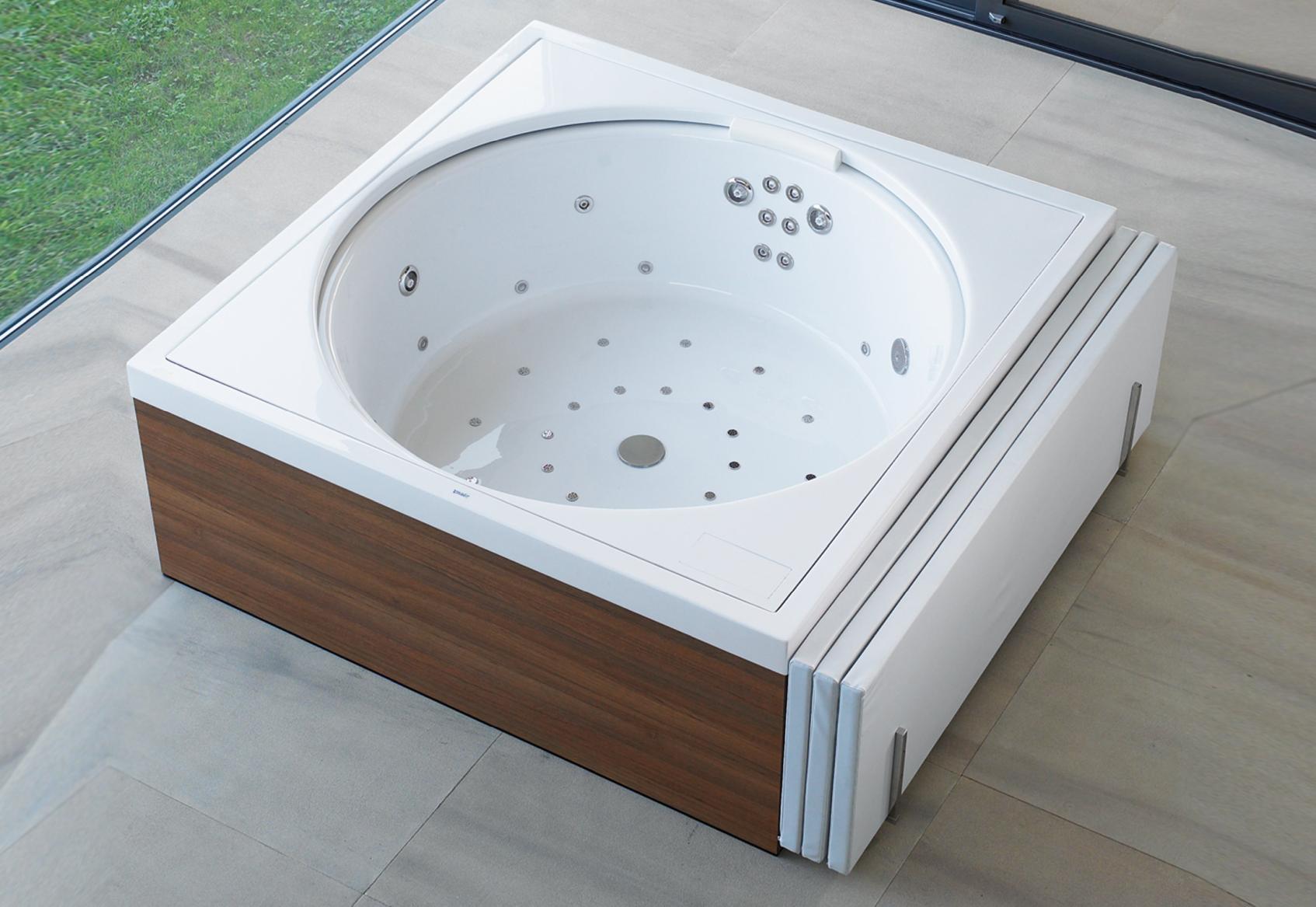 Duravit Blue Moon łazienka W Stylu Spa Lub Wanna Spa W