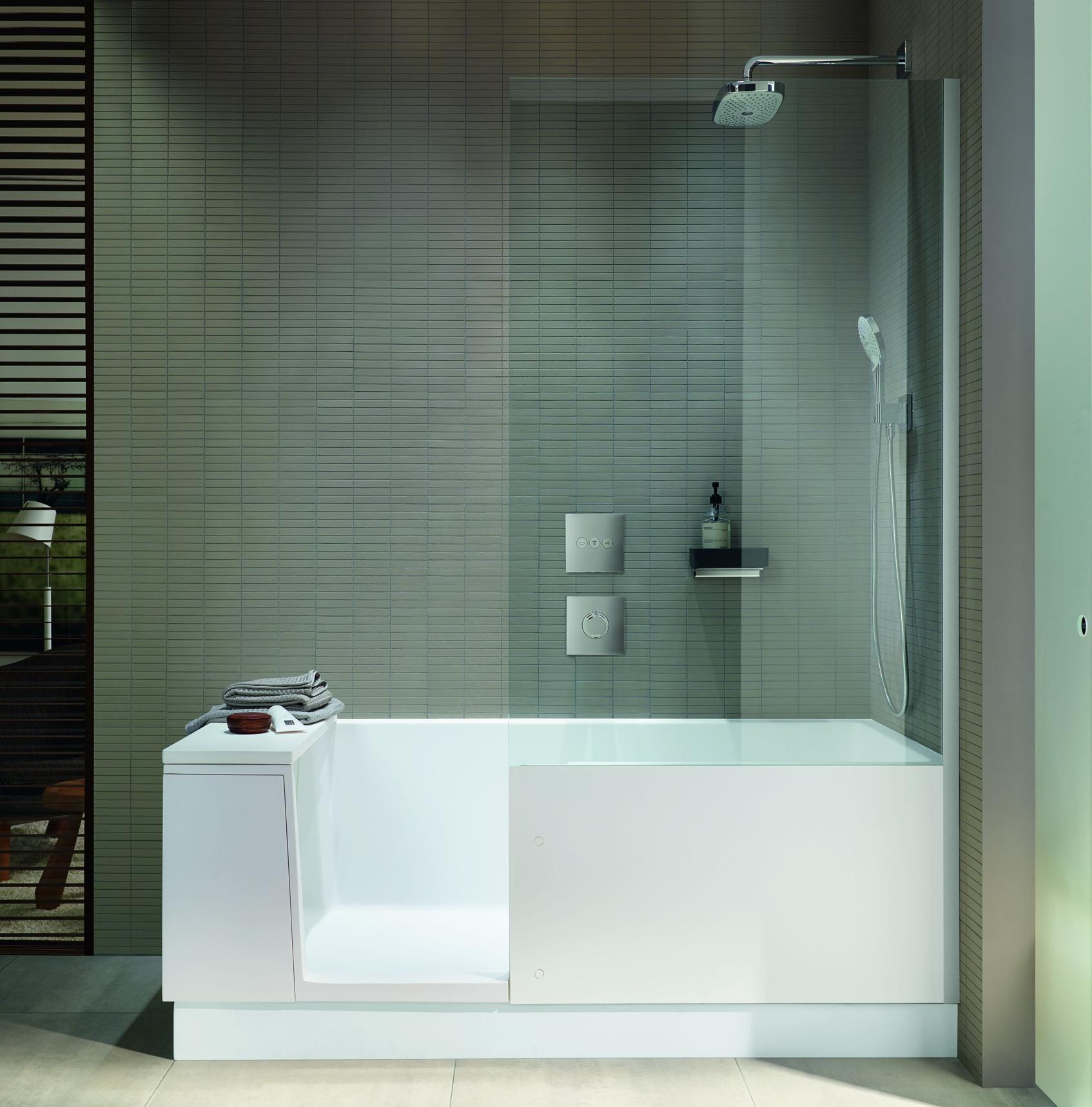 Duravit Showerbath Wanna I Prysznic W Jednym Gnsbudpl