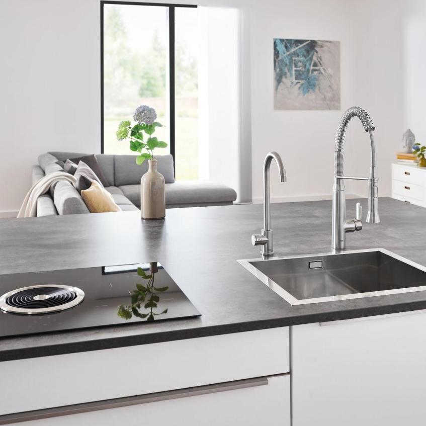 Grohe Blue Pure Grohe Blue Chilled And Sparkling Grohe Blue Home