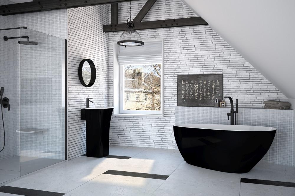 Wanna Wolnostojąca Besco Goya Opinie łazienka Aranżacje