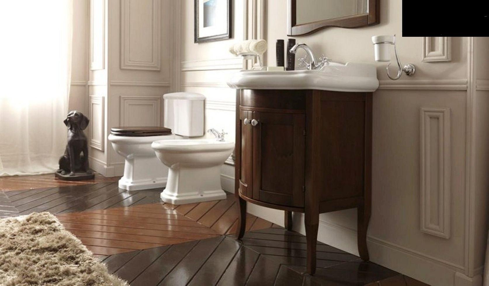 25 Pomysłów Biała łazienka Z Drewnem Czy W Bieli I