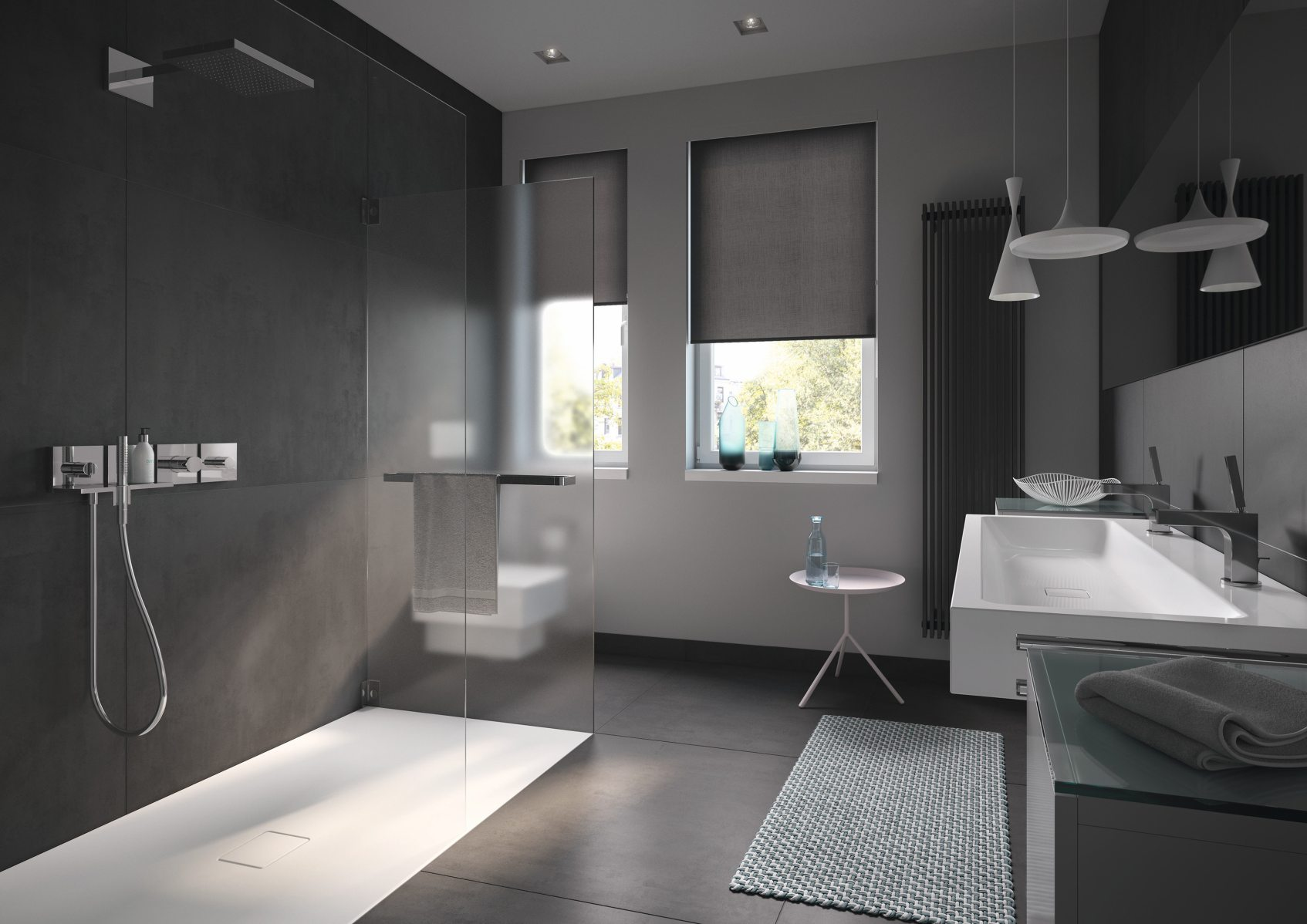 łazienka Aranżacje Sprawdź Modne Pomysły Na łazienkę Dużo