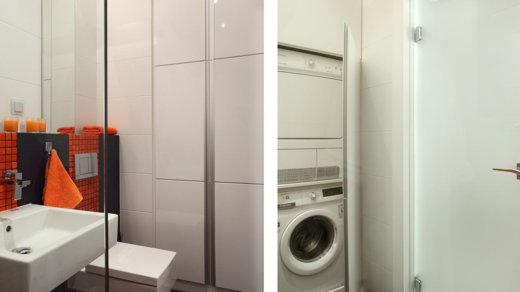 25 Pomysłów Mała łazienka W Bloku Z Prysznicem Z Wanną