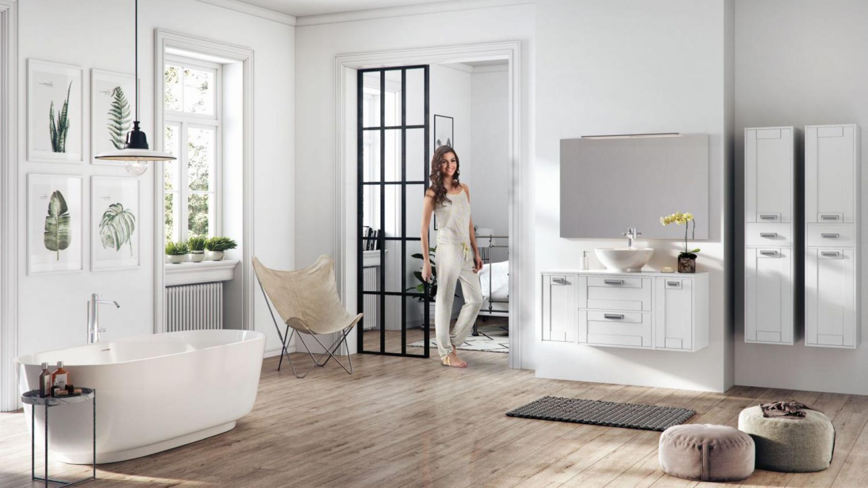 łazienka W Stylu Skandynawskim Jak Urządzić Piękne Wnętrze