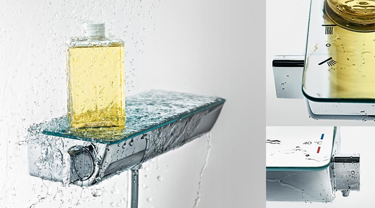 Hansgrohe Ecostat gnsbud
