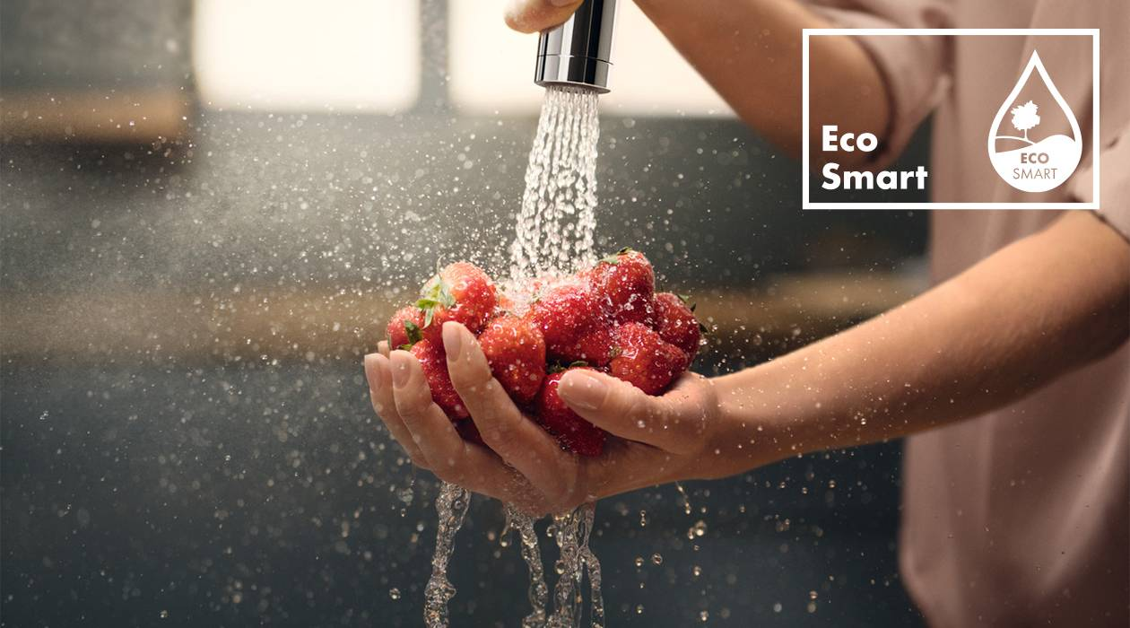 Hansgrohe EcoSmart technologia gnsbud