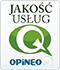 Jakość usług Opineo
