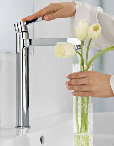 GROHE Lineare -współczesne spojrzenie na armaturę łazienkową
