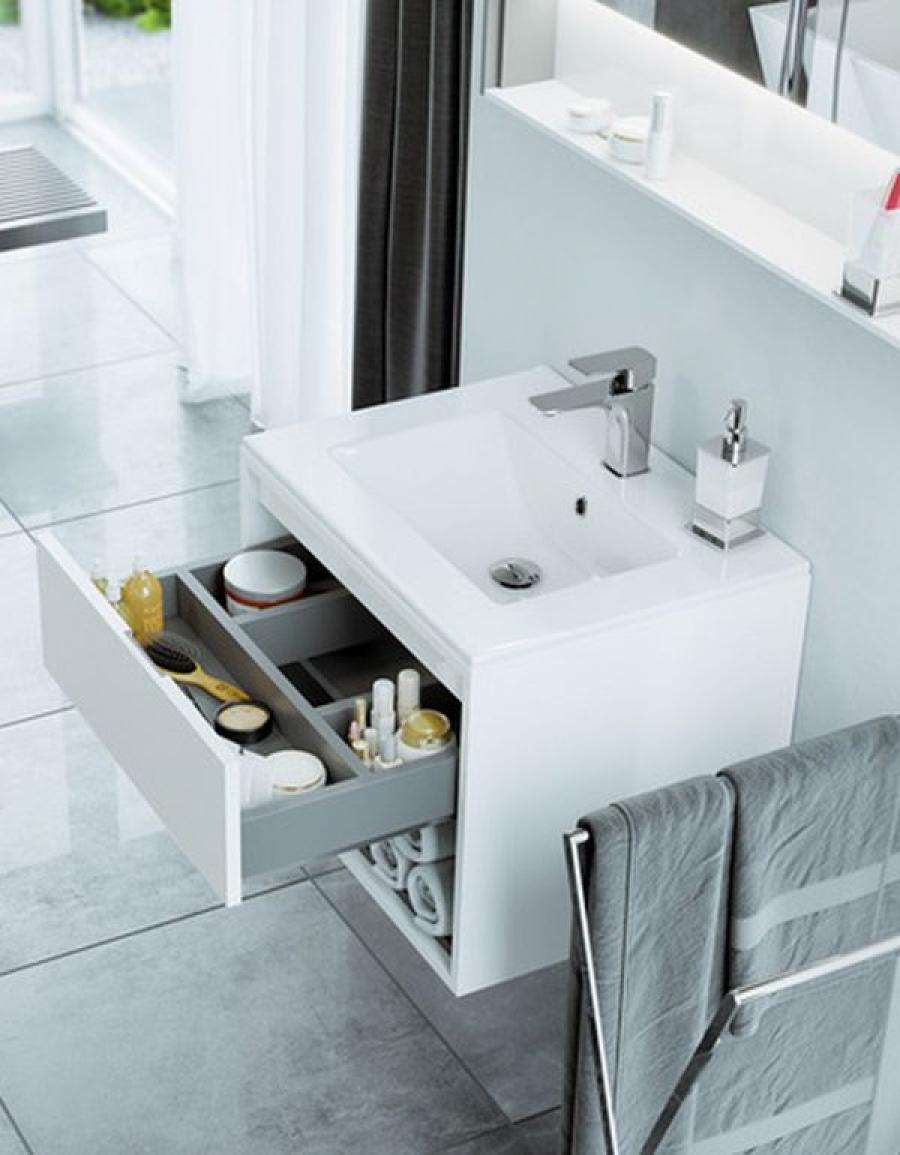Excellent Keria – bateria umywalkowa, bateria wannowa i zestaw prysznicowy oraz bateria wannowa wolnostojąca