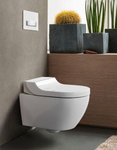 Toaleta myjąca Geberit AquaClean – WC Geberit dla wymagających. Sprawdź zalety, opinie i zdjęcia