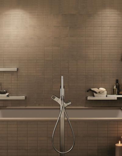 24 inspiracje – brązowa łazienka. Podpowiadamy, co zrobić, by łazienka w brązie zachwycała