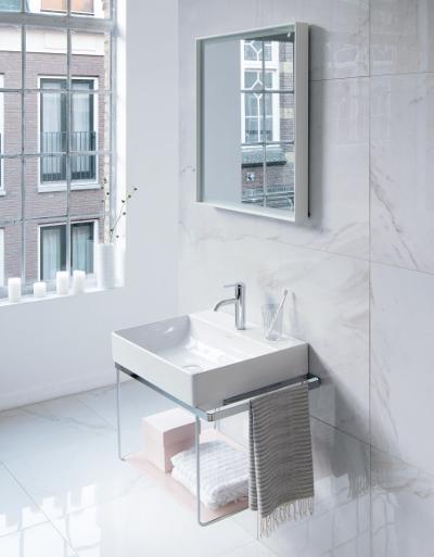 Łazienka z marmurem! 6 pomysłów, jak wykorzystać marmur w łazience