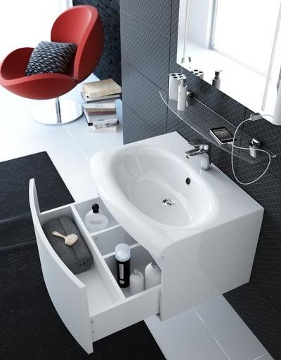 Ravak Evolution – pomysł na wyposażenie nowoczesnej łazienki