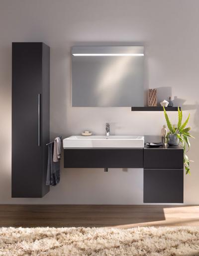 Keramag iCon umywalki, miska WC Rimfree, powłoka Keratect, czyli doskonały komplet łazienkowy!