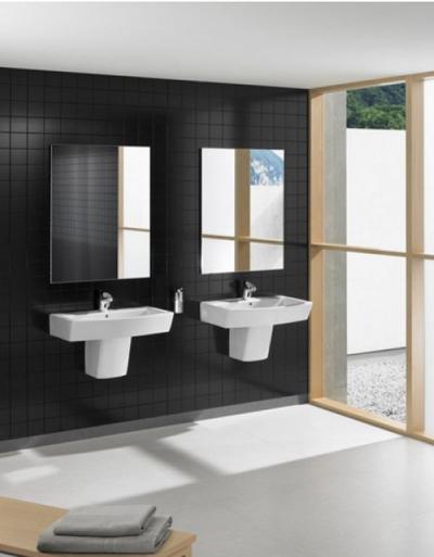 Roca Hall – kultowa ceramika sanitarna idealna do nowoczesnych wnętrz