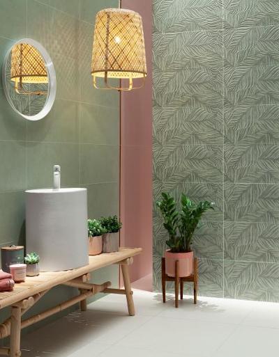 21 inspiracji – zielona łazienka. Zobacz, jak wprowadzić zieleń do łazienki!