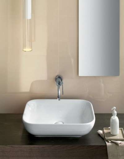 Hatria Happy Hour – wyjątkowa linia umywalek łazienkowych