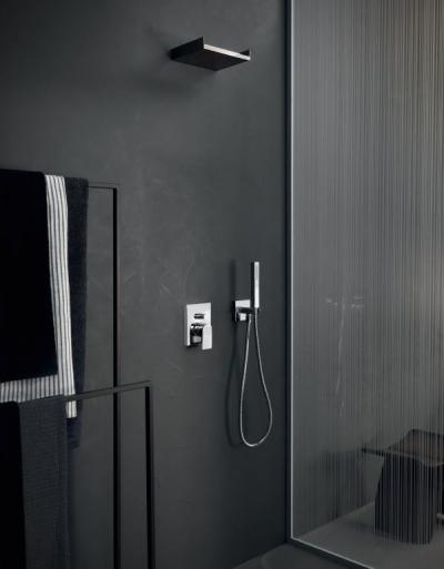 Czarna łazienka – jak ją urządzić? Czarna łazienka aranżacje, czarna ceramika i czarne baterie! Inspiracje, zdjęcia, pomysły