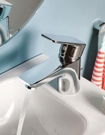 Kludi Pure&Style – baterie umywalkowe oraz baterie wannowo-prysznicowe podtynkowe oraz natynkowe, baterie bidetowe