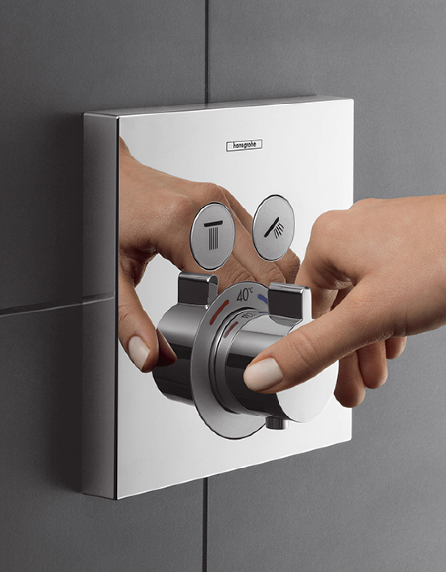 RANKING: najlepsze baterie prysznicowe podtynkowe z termostatem. Sprawdź TOP 8!