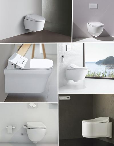 Toaleta myjąca – TOP 6 najlepszych propozycji. ⭐ Zobacz nasz ranking, opinie, cena!