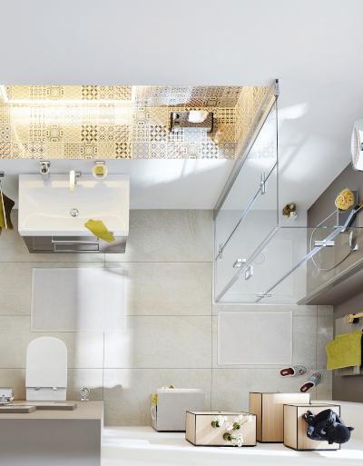 5 zasad dotyczących tego, jak zaprojektować łazienkę