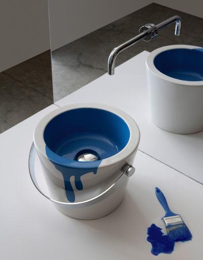 Scarabeo Bucket – oryginalna ceramika idealna do inspirujących wnętrz