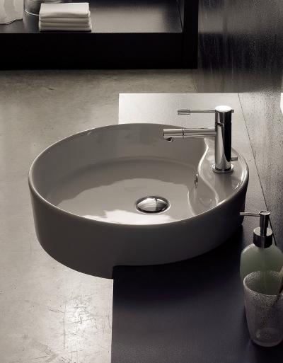 Scarabeo Thin-Line – umywalki o idealnie wysmuklonej budowie