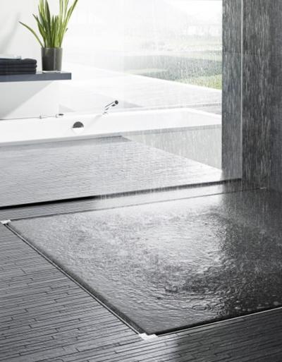 Viega Advantix Vario odpływ liniowy czy ścienny? Najlepsze odwodnienie prysznicowe od Viega