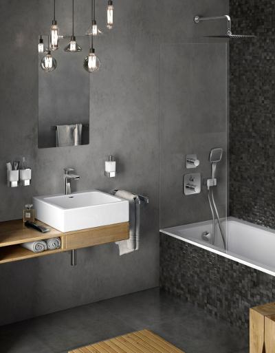 Kludi E2 – armatura łazienkowa dla zwolenników nowoczesnych rozwiązań